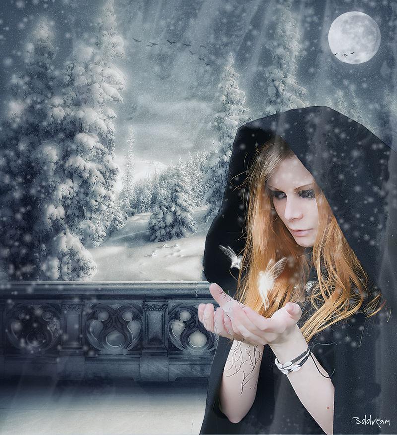 ..Snow Goddess..