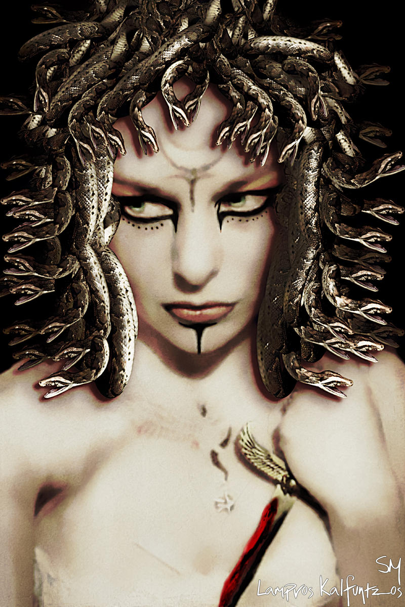..+ Medusa +.. by 3ddream