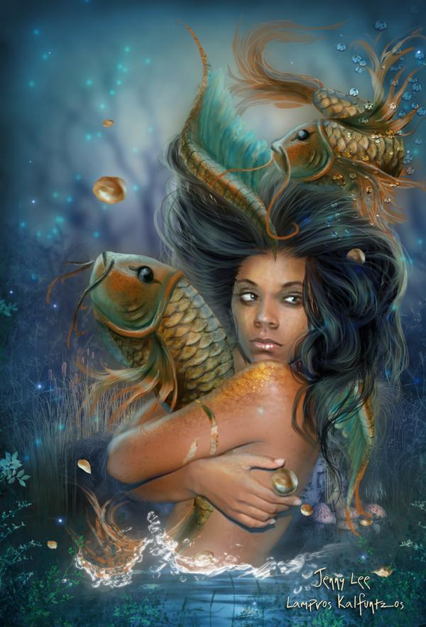 SunQueen Goddess by 3ddream