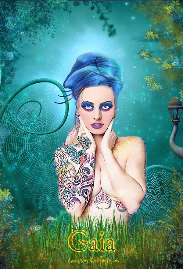 ..Gaia.. by 3ddream
