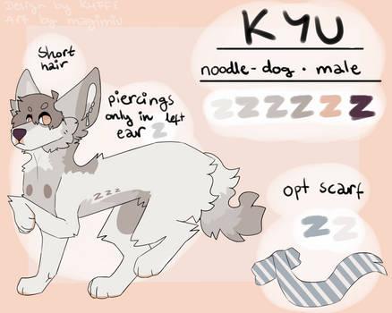 Kyu Ref | 2k19