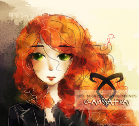 Clary fray~ by angelchan27
