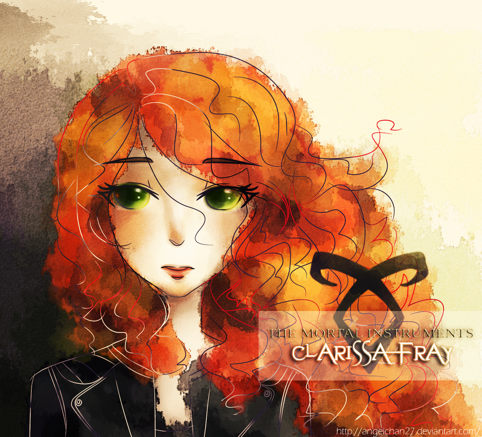 Clary fray~ by angelchan27 on DeviantArt