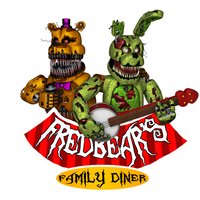 Welcome to Fredbear's Family Diner by GaboCOart