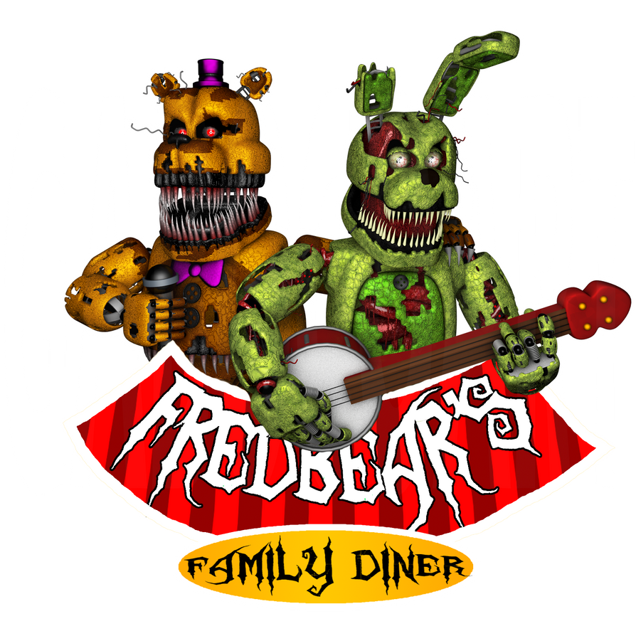 Fred bears animatronic family diner for Family diner