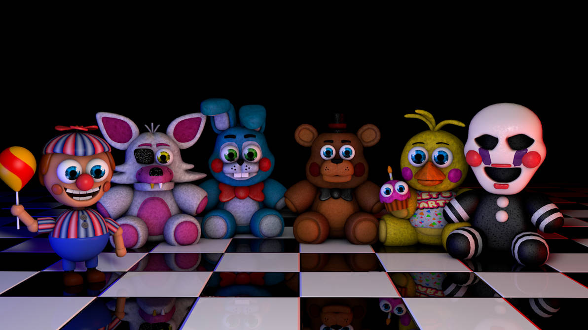 213012511a85 C4D] Toy Plushies!! (don't let the name fool you) by GaboCOart on ...