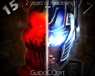 2 Years of GaboCOart (late) by GaboCOart