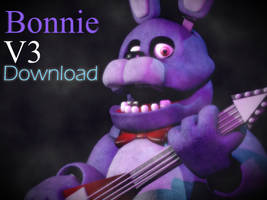 Bonnie V3 Release (C4D) by GaboCOart