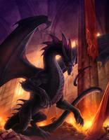Dragon Doom by JasonEngle
