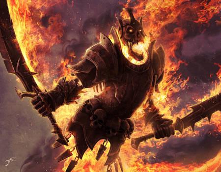 Spirit of the Burning Sky
