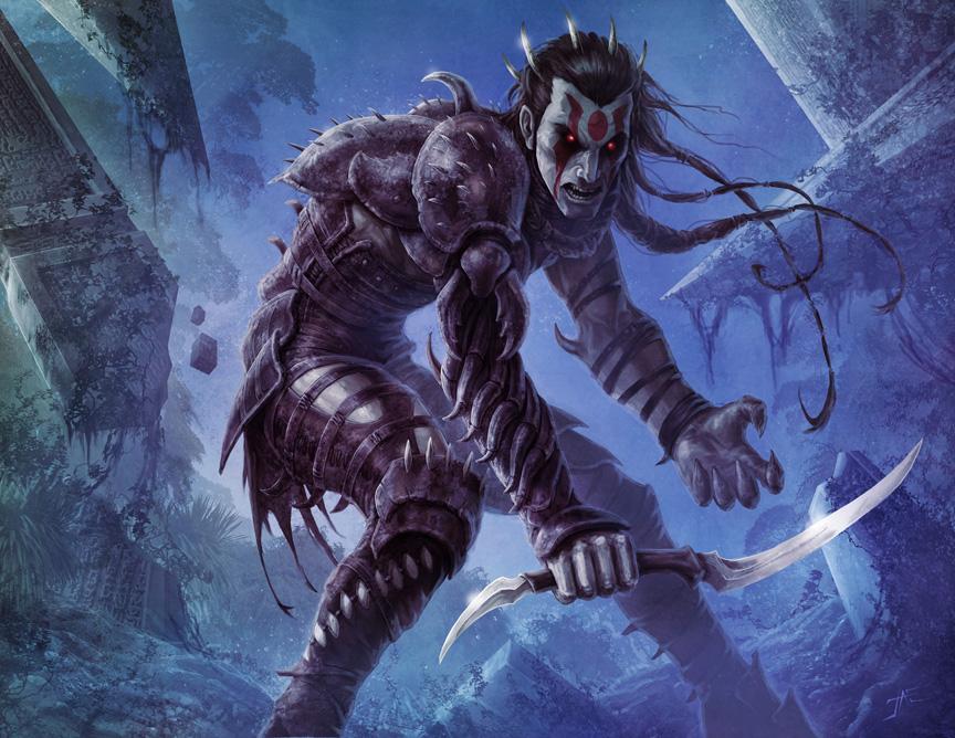 Ghul Draz Assassin by JasonEngle
