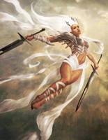 Angelus by JasonEngle