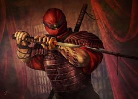 Scorpion Ninja by JasonEngle