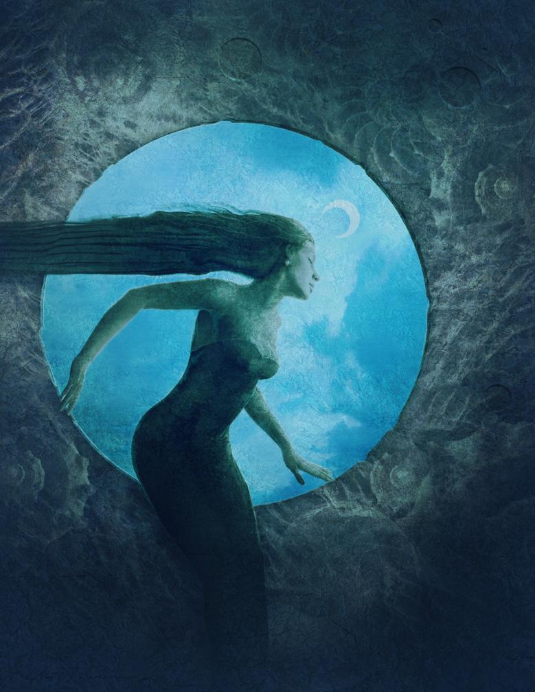 Blue Window by JasonEngle