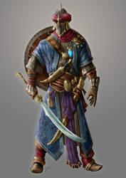 Zephyr Guard by JasonEngle