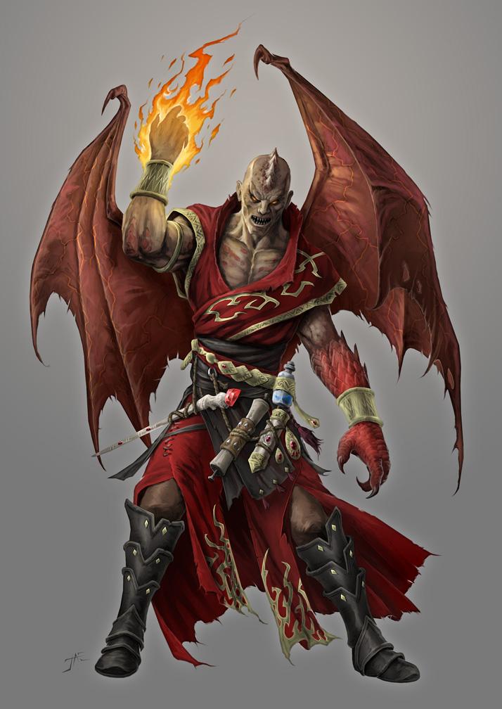 Dragon Disciple by JasonEngle