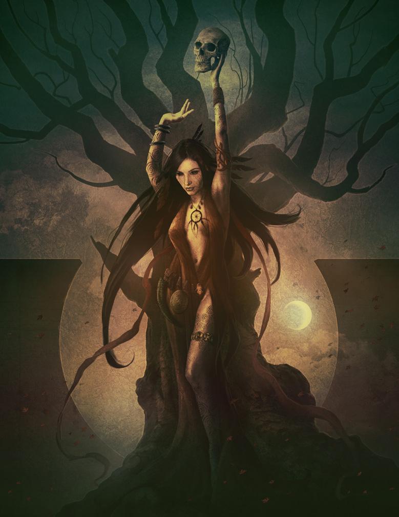 Morgana by JasonEngle