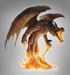 Magma Dragon unleashed