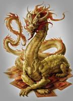 Sovereign Dragon by JasonEngle
