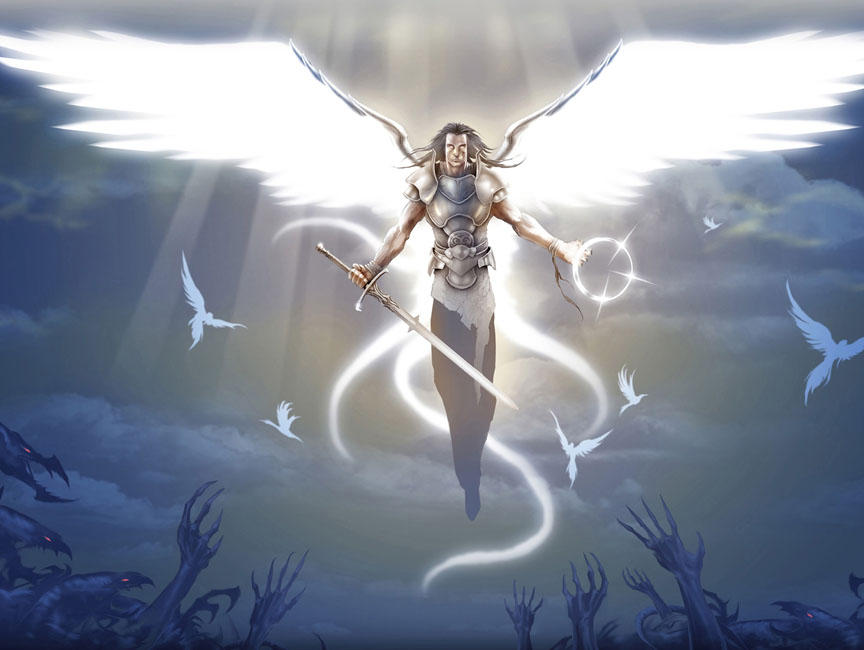 Angel Dawn by JasonEngle