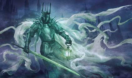 Witch King by JasonEngle