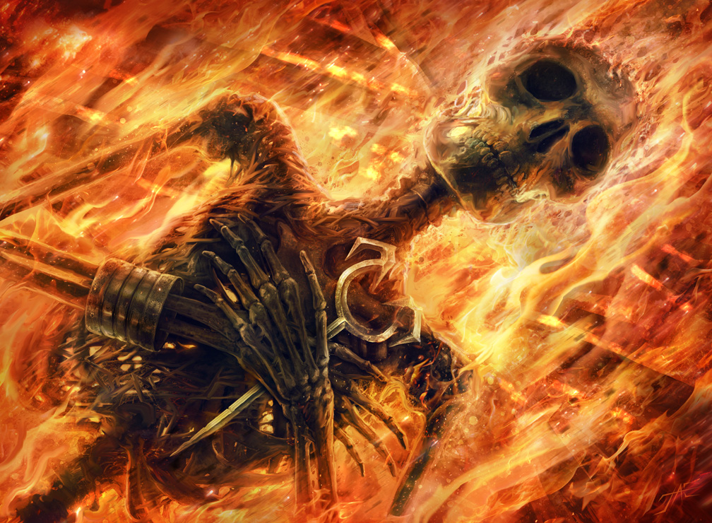 Burn to Ash by JasonEngle