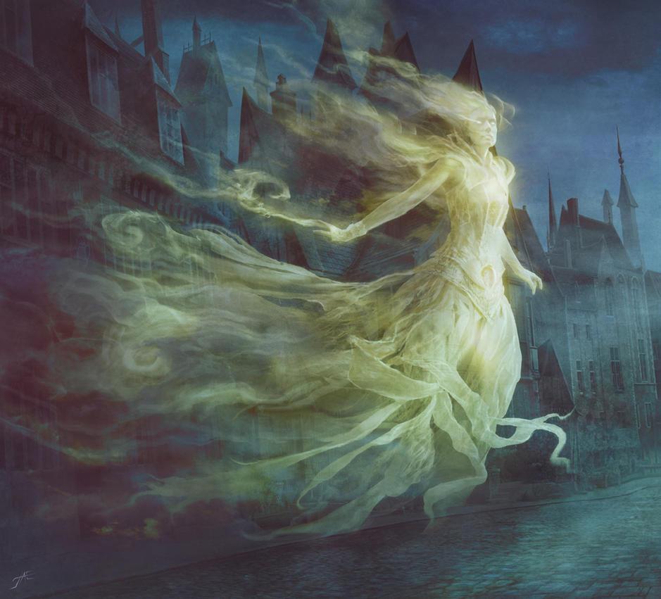 Spirit Token by JasonEngle
