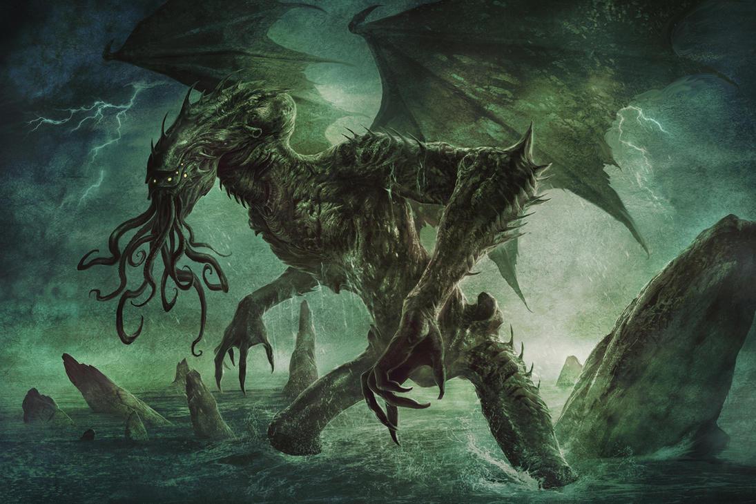 Lord of the Deep by JasonEngle