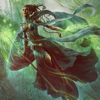 Lady Elixus by JasonEngle