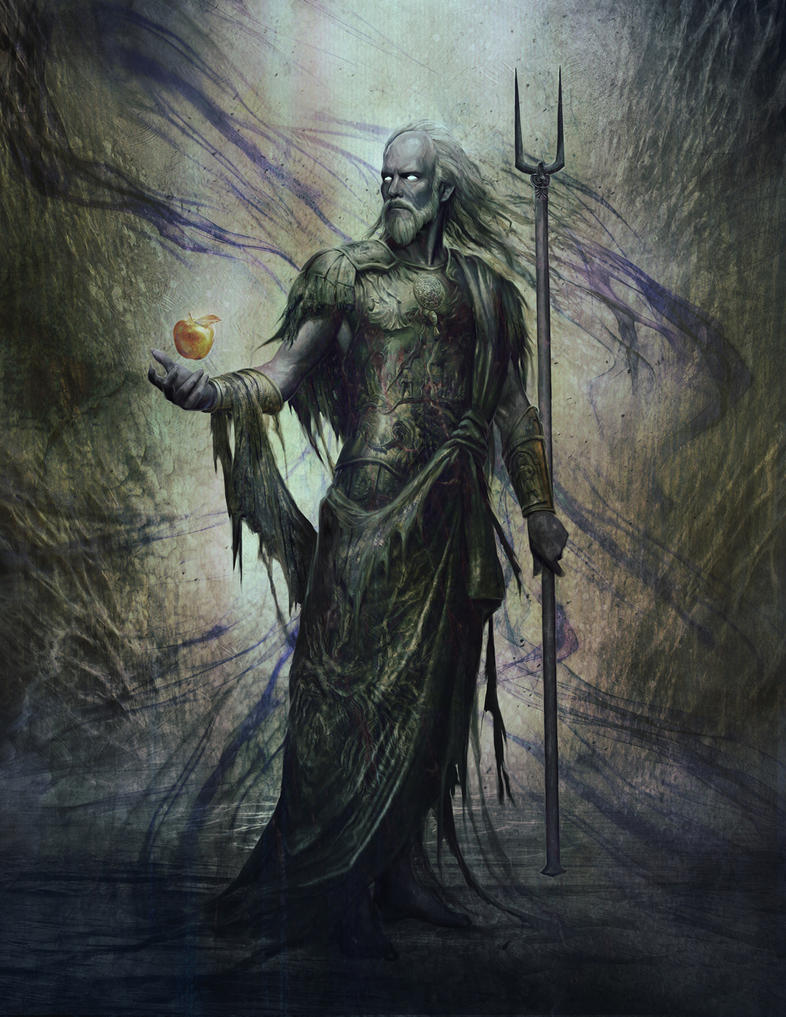 Hades by JasonEngle on DeviantArt