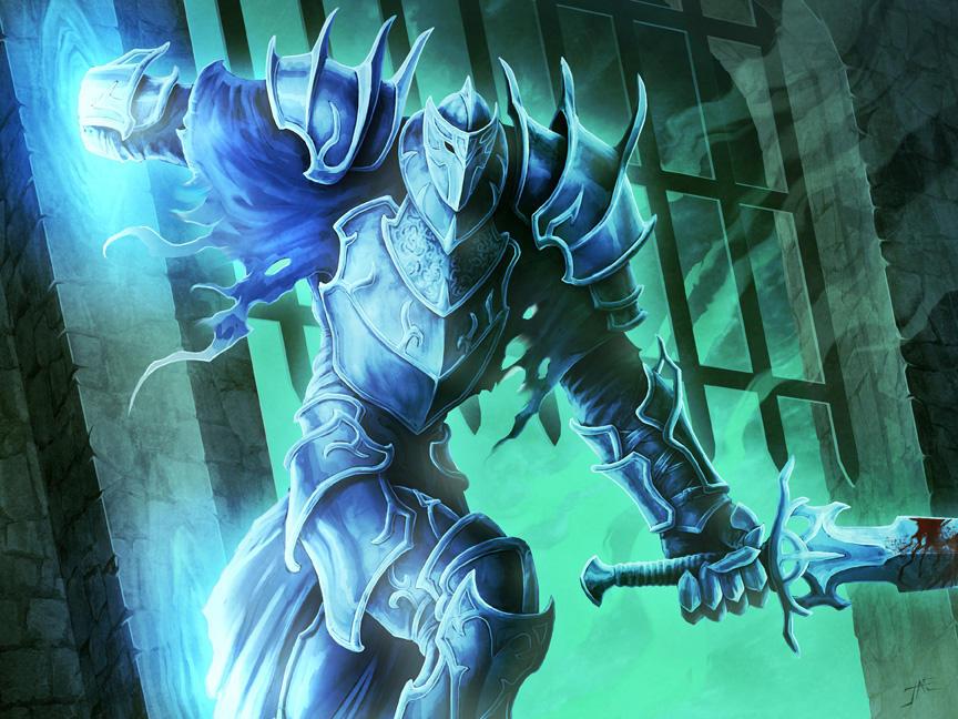 Stormborn Knight by JasonEngle