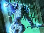 Stormborn Knight