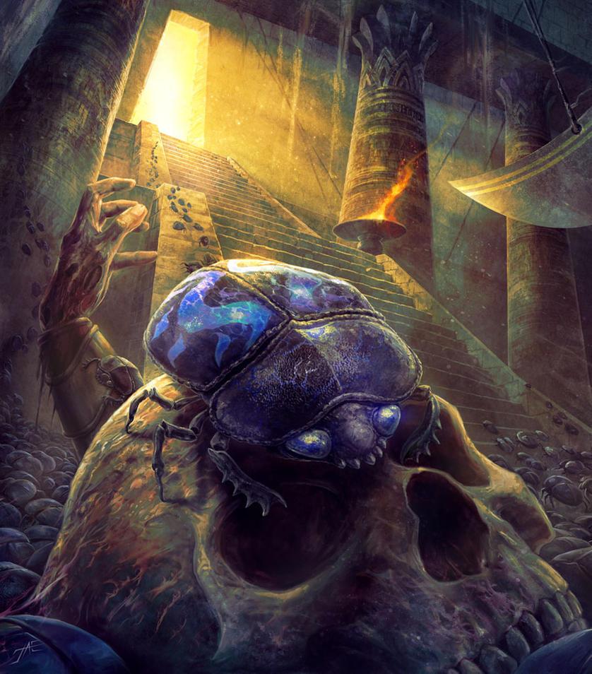Insect Token by JasonEngle