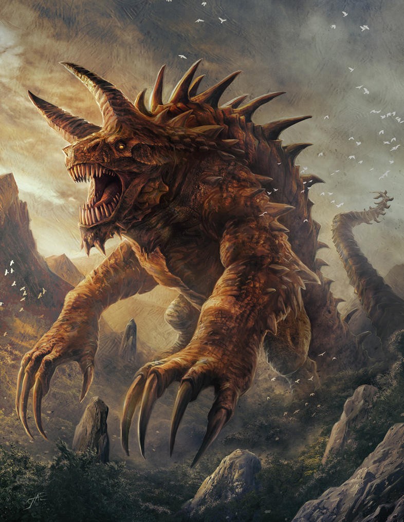 [Obrazek: tarrasque_by_jasonengle-dbyoldt.jpg]