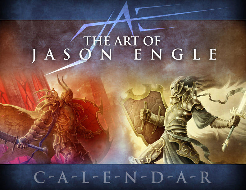 JAE Calendar by JasonEngle