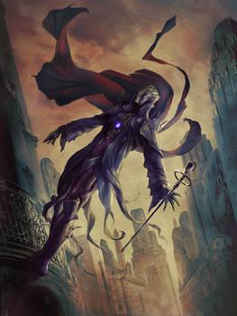 Steward of satyrine