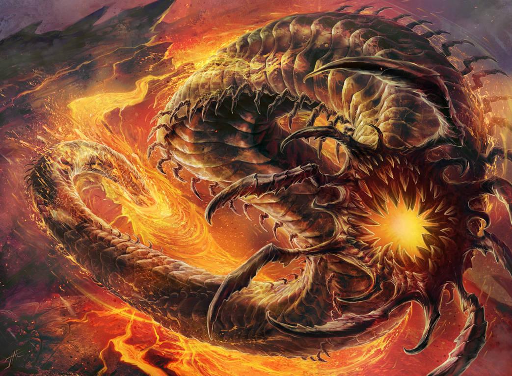 Inferno Hellion by JasonEngle