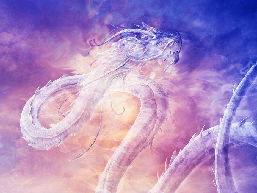 Spirit Dragon by JasonEngle