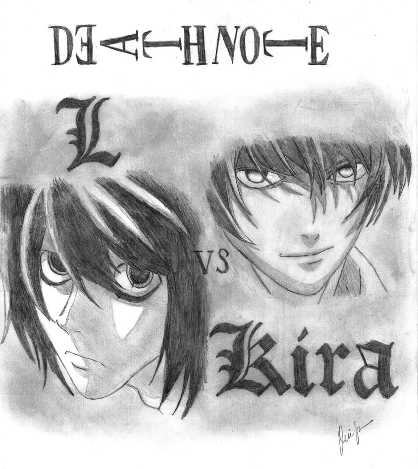 http://pre04.deviantart.net/e466/th/pre/i/2010/225/0/9/death_note_l_vs_kira_by_dumbpencil.jpg