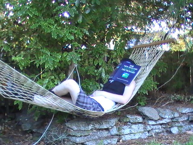 Lazy days by DeadLollipopCosplay