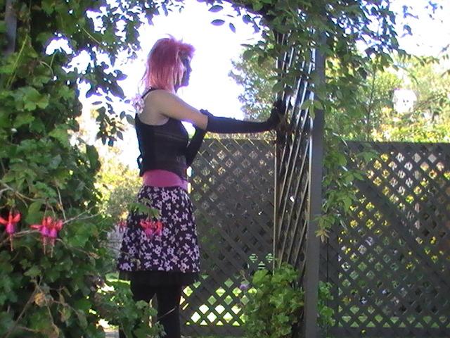 In the garden by DeadLollipopCosplay