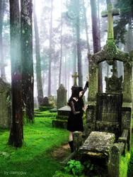 Dear cementery. by clampguy