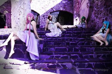 venomania cosplay by clampguy
