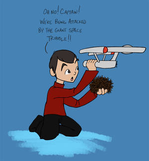 Star Trek's Little Laddie