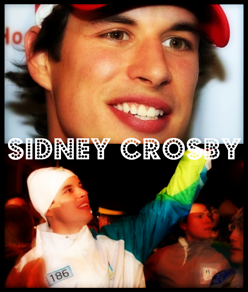 Sidney Crosby. by taintedloveforever