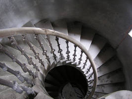 Tower Steps by baldrickthecunning