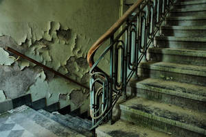 Curved Bannister