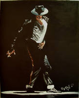 Michael Jackson by cliford417