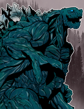 Godzilla Planet