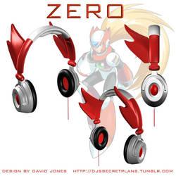 Zero Headphones by BoneZi